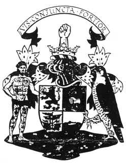 Coat of Arms of the Earl of Antrim